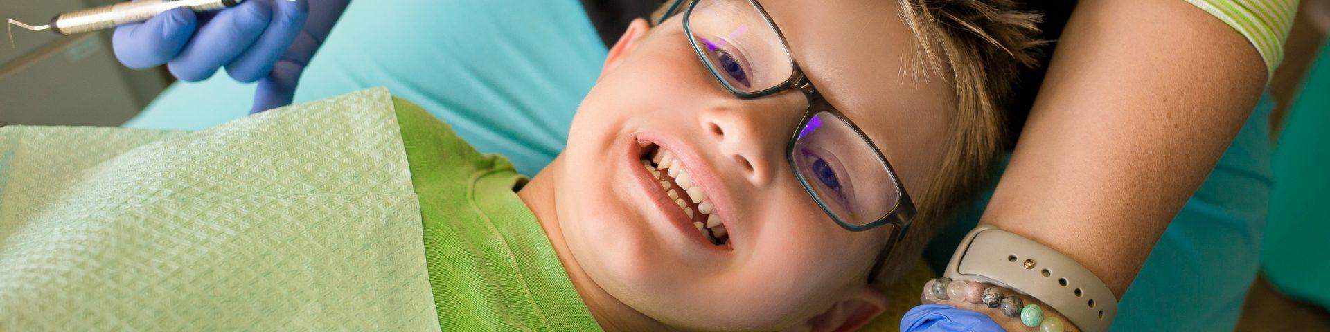 Dentist for children in Blaine, MN